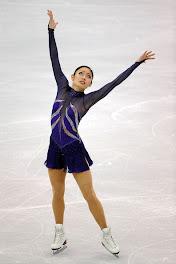 Miki Ando campeona del mundo en el 2007