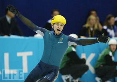 Steven Bradbury - Salt Lake City 2002