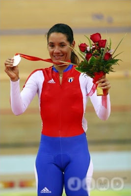 Beijing 2008 - Yoanka González, subcampeona olímpica de Puntuación