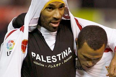 Kanouté a favor de Palestina