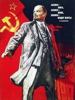 Revolución Socialista de Octubre de 1917 - Lenin