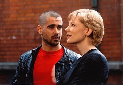 Cate Blanchett y Colin Farrell en Veronica Guerin (2003)