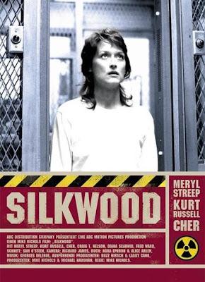 Cartel de Silkwood (1983)