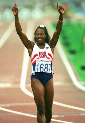Barcelona 92 - Gail Devers