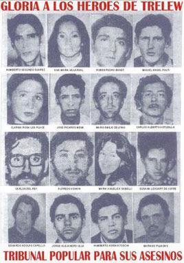Masacre de Trelew, 1972