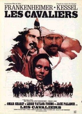 Orgullo de estirpe (The Horsemen, 1971)