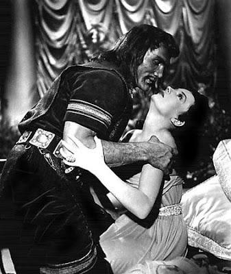Jack Palance, Atila el Rey de los Hunos (1954)