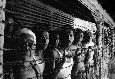 Disidentes arrestados en Nicaragua tras el asesinato del dictador Somoza (1956)
