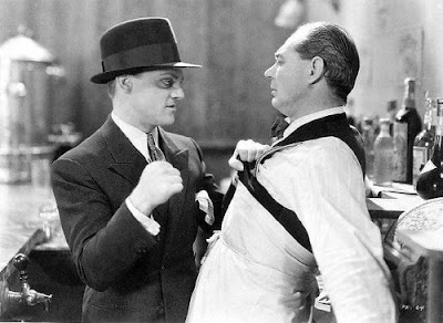 James Cagney en El enemigo público (The Public Enemy, 1931)
