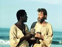 Yo, Viernes (Man Friday, 1975) con Richard Roundtree y Peter O'Toole