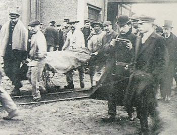 Courrières, 1906