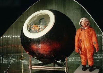 Yuri Gagarin - Vostok 1
