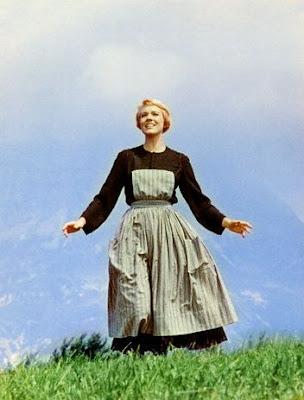 Julie Andrews en Sonrisas y Lágrimas (1965)