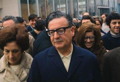 ¡¡Allende Vive!!