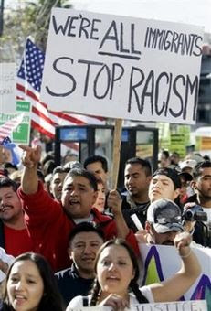 Protesta en San Francisco