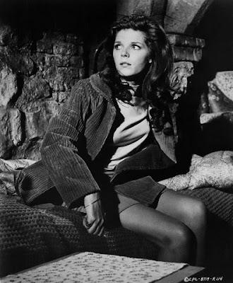 Samantha Eggar en El Coleccionista (1965)