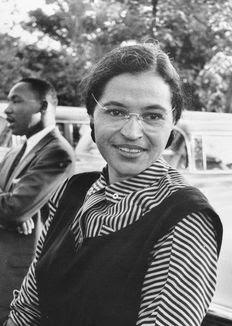 Rosa Parks en 1955