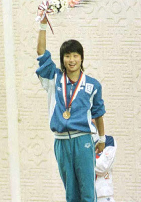 Seúl 1988 - Xu Yanmei, campeona en salto de plataforma