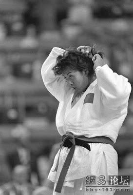 Barcelona 1992 - Zhuang Xiaoyan, oro en la categoría de +72 kg en Judo