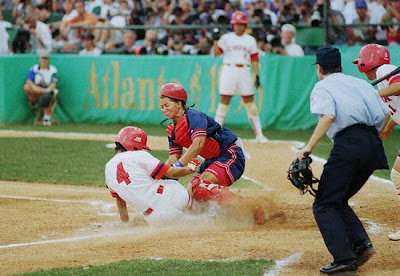 Atlanta 1996 - Softball, final entre China y EEUU