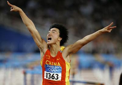 Atenas 2004 - Liu Xiang, medalla de oro en los 110 metros vallas