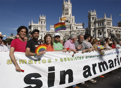 Marcha del Orgullo Gay 2009 en Madrid