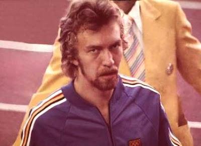 Ivo Van Damme en los Juegos de Montreal '76