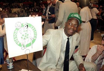 Len Bias en el draft de 1986