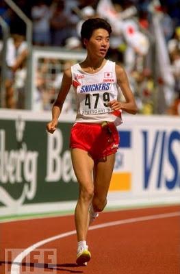 Junko Asari - Stuttgart 1993