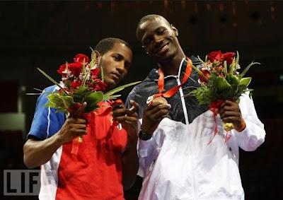Osmay Acosta, bronce en boxeo
