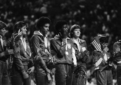 Los Angeles '84 - EEUU, medalla de plata