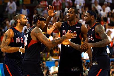 Estados Unidos - Baloncesto Masculino