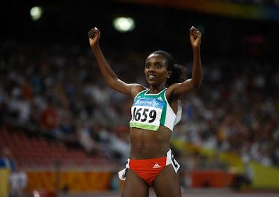 Tirunesh Dibaba - Atletismo