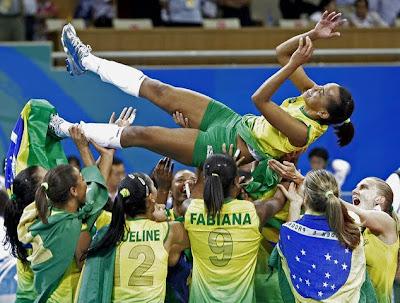 Brasil - Voleibol Femenino