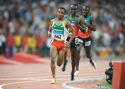 Kenenisa Bekele - Atletismo