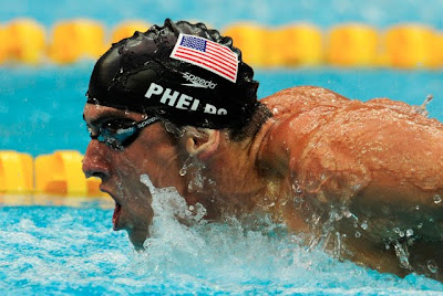 Michael Phelps - Natación