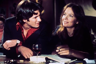 Richard Gere y Diane Keaton en Buscando al Sr. Goodbar (1977)