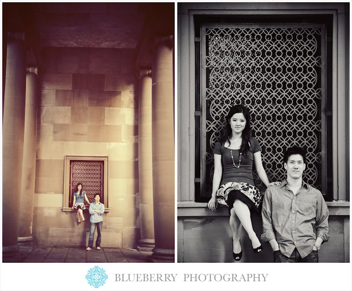 San Francisco Presidio engagement photographer