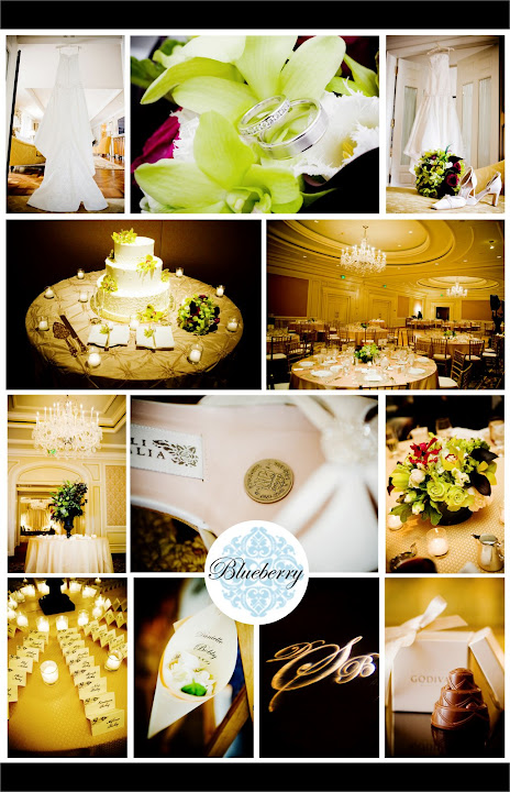 Elegant Ritz Carlton Wedding San Francisco
