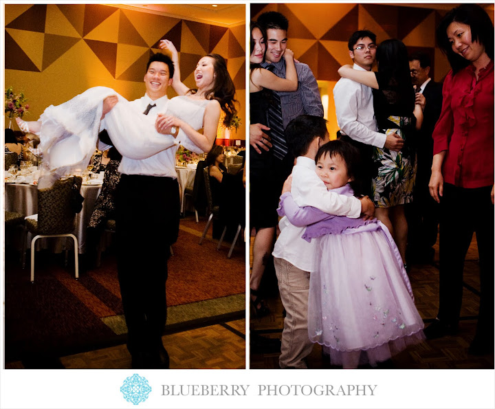 bay area wedding reception wedding photographer