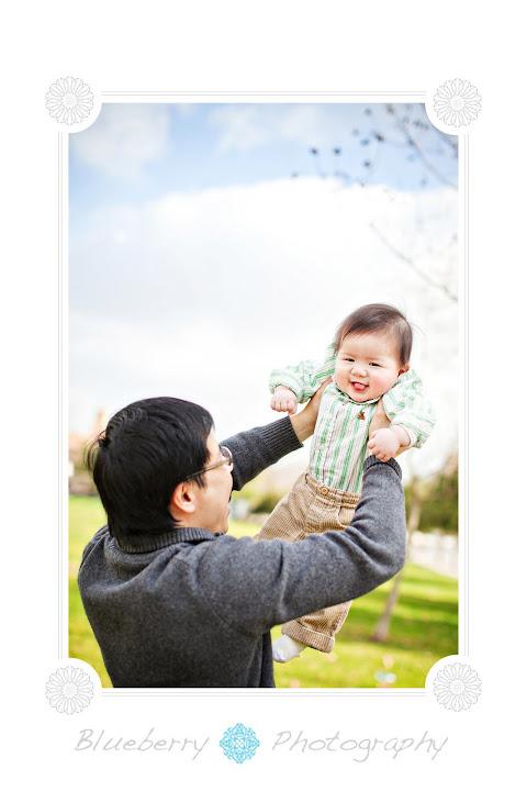 san jose bay area baby photos