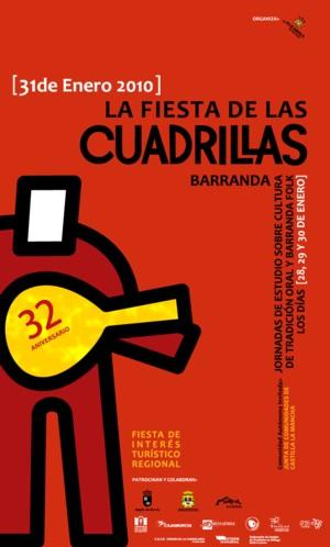 CARTEL ANUCIADOR CUADRILLAS 2010