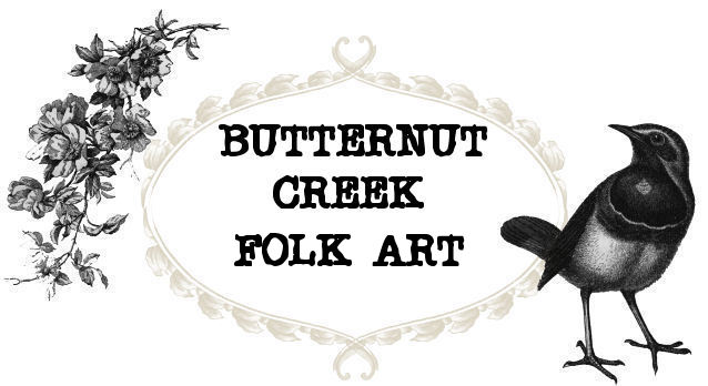 Butternut Creek Folk Art