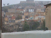 Vue du pont de l'Oued et de Tobana