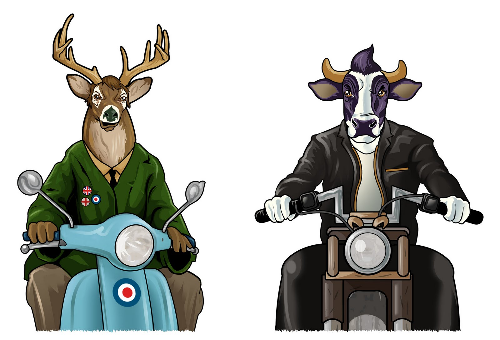 To last of the snack off illos venison vs beef in the shape of mods vs