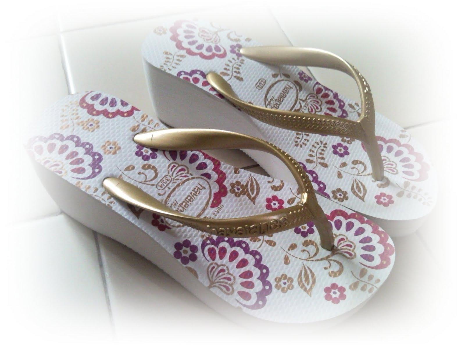 3cd045c02 Much wanted platform Havaianas. This is my informal comfort footwear.