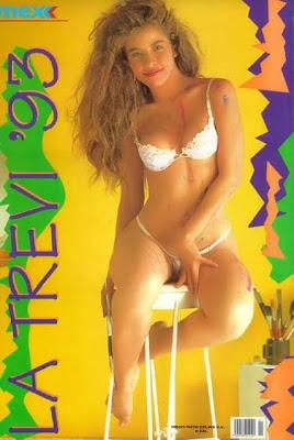 Gloria Trevi: 2009 , 20 años de carrera...(Recordando Calendario '93)