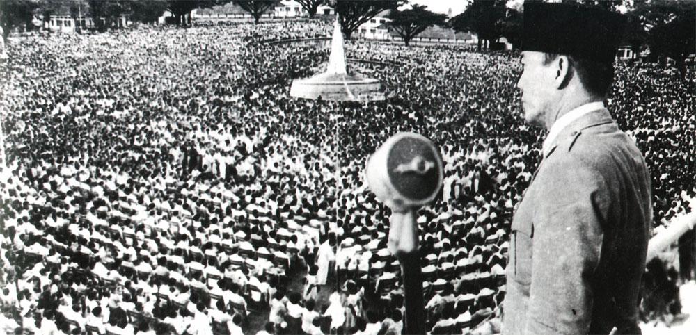Kronologi Perjuangan Bangsa Indonesia dan Pancasila