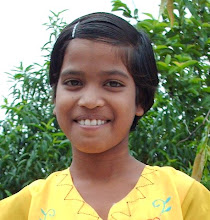 Our Indian Sponsor Child