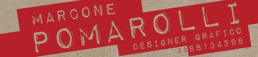 Marcone Pomarolli > Designer Gráfico